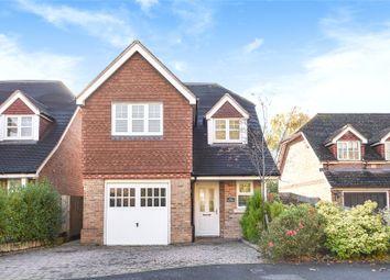 Thumbnail 4 bed detached house for sale in Williamson Close, Winnersh, Wokingham, Berkshire