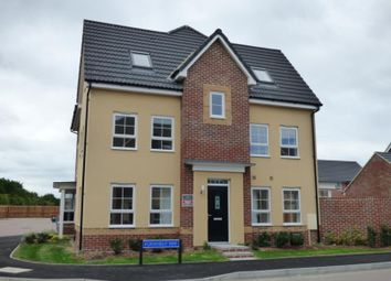 Thumbnail 4 bed semi-detached house to rent in Foxwhelp Way, Quedgeley, Gloucester