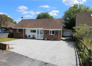 Thumbnail 4 bed detached bungalow for sale in Rosslyn Close, North Baddesley, Hampshire