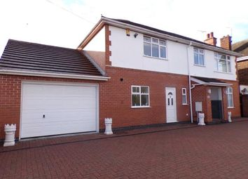 Thumbnail 4 bed detached house for sale in Linden Grove, Gedling, Nottingham