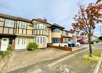 Thumbnail 4 bed terraced house for sale in Radstock Avenue, Kenton