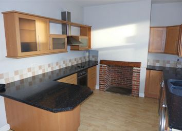 Thumbnail 3 bed terraced house to rent in Hallas Road, Kirkburton, Huddersfield, West Yorkshire