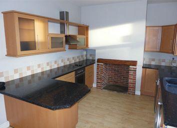 Thumbnail 3 bedroom terraced house to rent in Hallas Road, Kirkburton, Huddersfield, West Yorkshire