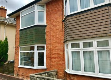 Thumbnail 3 bedroom semi-detached house to rent in South Road, Springbourne, Bournemouth, United Kingdom