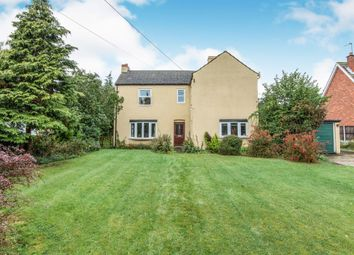 Thumbnail 3 bed detached house for sale in Scotter Road, Laughton, Gainsborough