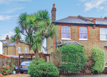 Thumbnail 2 bed semi-detached house for sale in Gordon Road, Surbiton