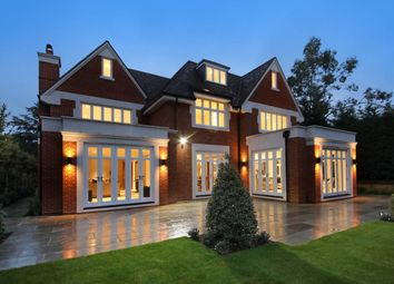 Thumbnail 5 bed detached house for sale in 6 Harebell Hill, Oxshott Way Estate, Surrey
