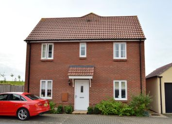 Thumbnail 3 bed link-detached house to rent in Canal View, Bathpool, Taunton, Somerset