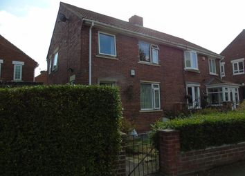 Thumbnail 3 bedroom semi-detached house to rent in Barkwood Road, Rowlands Gill