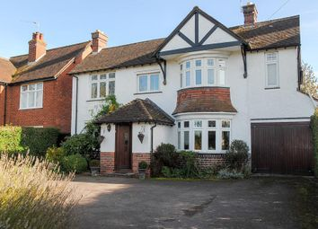 Thumbnail 4 bed detached house for sale in Stratford Road, Warwick