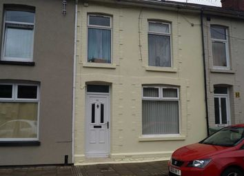 Thumbnail 4 bed terraced house for sale in Harcourt Terrace, Penrhiwceiber, Mountain Ash