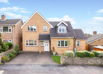 Thumbnail 4 bed detached house for sale in Almond Road, Bicester, Oxfordshire