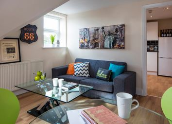 Thumbnail 1 bedroom flat for sale in Hyde Park Road, Leeds