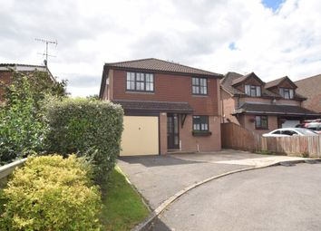 Thumbnail 4 bed detached house to rent in The Gables, Wycombe Road, Saunderton