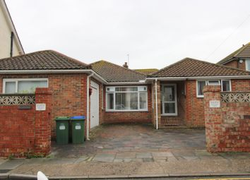 Thumbnail 4 bed detached bungalow to rent in Guardswell Place, Seaford
