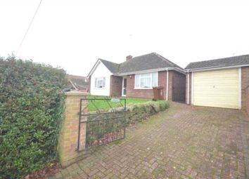 Thumbnail 2 bed bungalow for sale in Church Road, Stoke Hammond, Milton Keynes