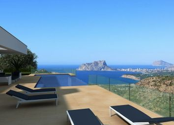 Thumbnail 3 bed villa for sale in Moraira Valencia, Moraira, Valencia