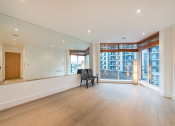 Thumbnail 2 bed flat to rent in Commodore House, Battersea Reach