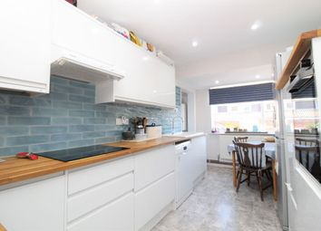Thumbnail 3 bed terraced house for sale in Grange Gardens, Sharnbrook, Bedford