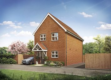 "Thumbnail 2 bedroom detached house for sale in ""The Oxford "" at Hollow Lane, Broomfield, Chelmsford"