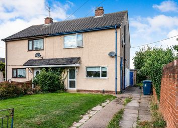Thumbnail 3 bed semi-detached house for sale in Spenser Close, Stafford