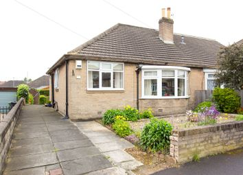 Thumbnail 2 bed semi-detached bungalow for sale in Lulworth Drive, Leeds, West Yorkshire