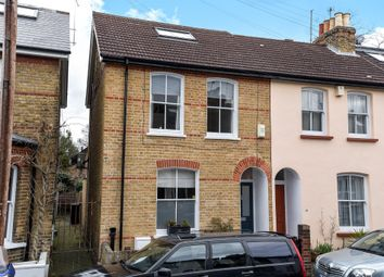 Thumbnail 3 bed end terrace house for sale in Kings Road, London