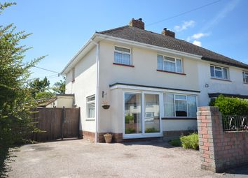 Thumbnail 3 bed semi-detached house for sale in Wainsford Close, Pennington, Lymington