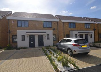 Thumbnail 2 bed semi-detached house for sale in Lapwin Close, East Tilbury, Essex