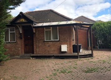 Thumbnail 1 bed bungalow for sale in Minterne Avenue, Southall, Middlesex