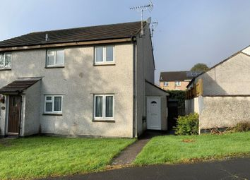 Thumbnail 1 bed terraced house for sale in Palace Meadow, Chudleigh, Newton Abbot