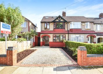 Thumbnail 4 bed end terrace house for sale in Castle Road, Northolt, Middlesex