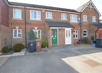 Thumbnail 2 bed terraced house for sale in Old Bourne Way, Stevenage