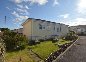 Thumbnail 3 bed detached bungalow for sale in Gwealmayowe Park, Helston, Cornwall