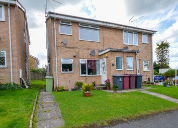 Thumbnail 1 bed flat for sale in Kestrel Drive, Eckington, Sheffield