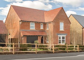 """Thumbnail 4 bed detached house for sale in """"Drummond"""" at Braishfield Road, Braishfield, Romsey"""