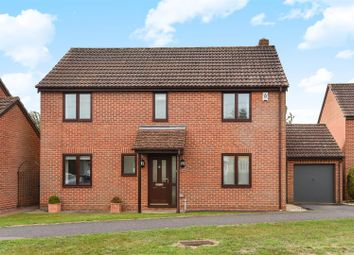 Thumbnail 4 bedroom detached house for sale in Fogwell Road, Botley, Oxford