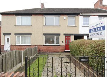 Thumbnail 3 bed terraced house for sale in Park Avenue, New Lodge, Barnsley, Yorkshire