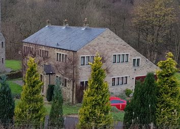 Thumbnail 5 bed detached house for sale in Berry Mill Lane, Scammonden, Huddersfield