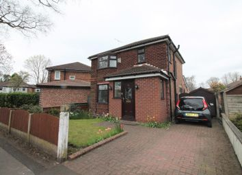 Thumbnail 3 bed detached house for sale in Sunningdale Road, Urmston, Manchester