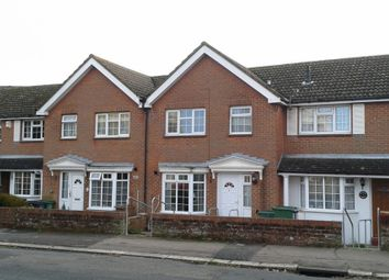 Thumbnail 3 bed terraced house to rent in St Helens Crescent, Hastings