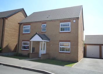 Thumbnail 4 bedroom detached house to rent in Lyons Drive, Coventry