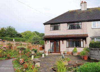 Thumbnail 3 bed semi-detached house for sale in Dyffryn Teg, Rhuallt, St. Asaph