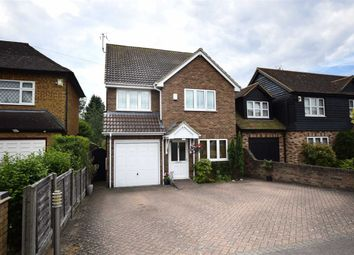 Thumbnail 4 bed detached house for sale in Western Road, Nazeing, Essex