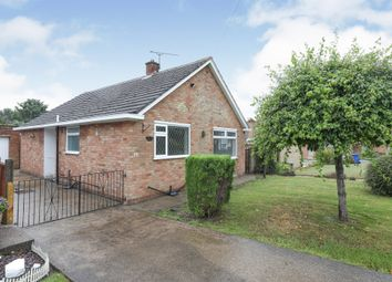 Thumbnail 3 bed detached bungalow for sale in The Grove, Lea, Gainsborough