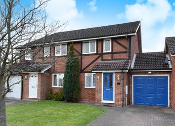 Thumbnail 2 bed semi-detached house for sale in Binfield, Berkshire