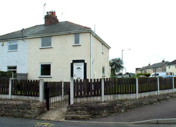 Thumbnail 3 bed semi-detached house to rent in Crown Street, Clowne, Chesterfield
