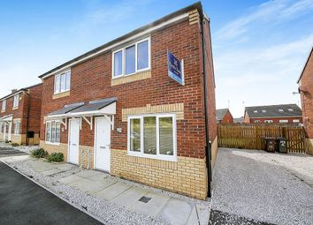 Thumbnail 2 bedroom semi-detached house for sale in Hillside Avenue, Huyton, Liverpool