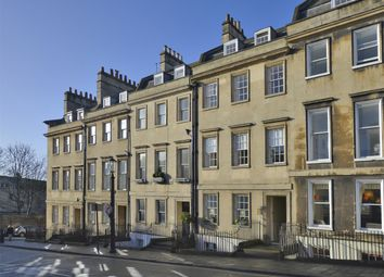 Thumbnail 5 bed town house for sale in Gay Street, Bath