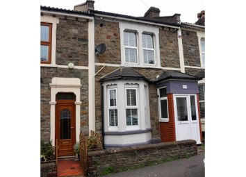 Thumbnail 2 bed terraced house for sale in Glen Park, St George